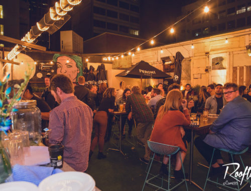 Rooftop Bar Melbourne Open Roof