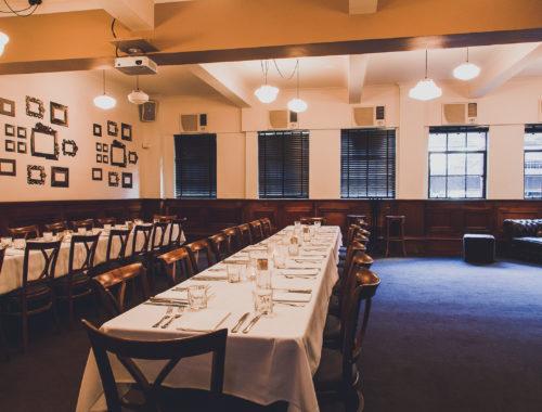Hire Campari House private function rooms Melbourne