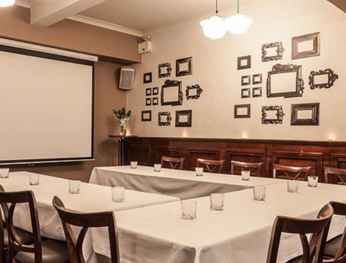 Function rooms in Melbourne city centre