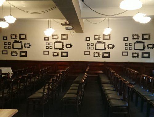 Theatre Style Function room Melbourne CBD