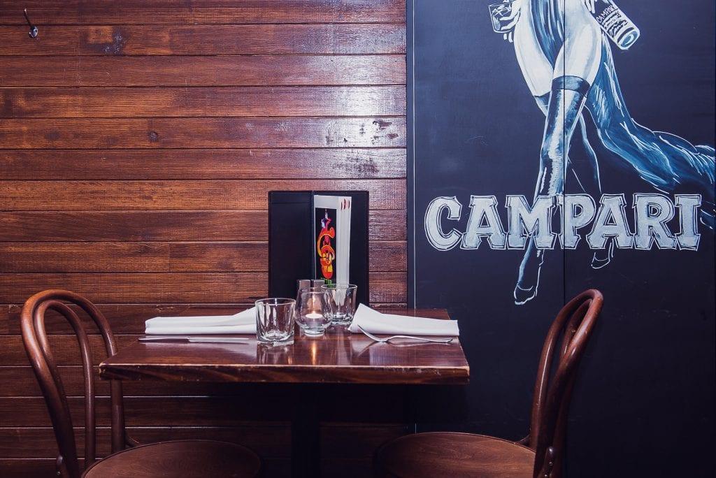 Melbourne bar restaurant