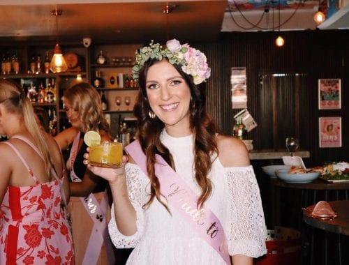 Melbourne wedding party