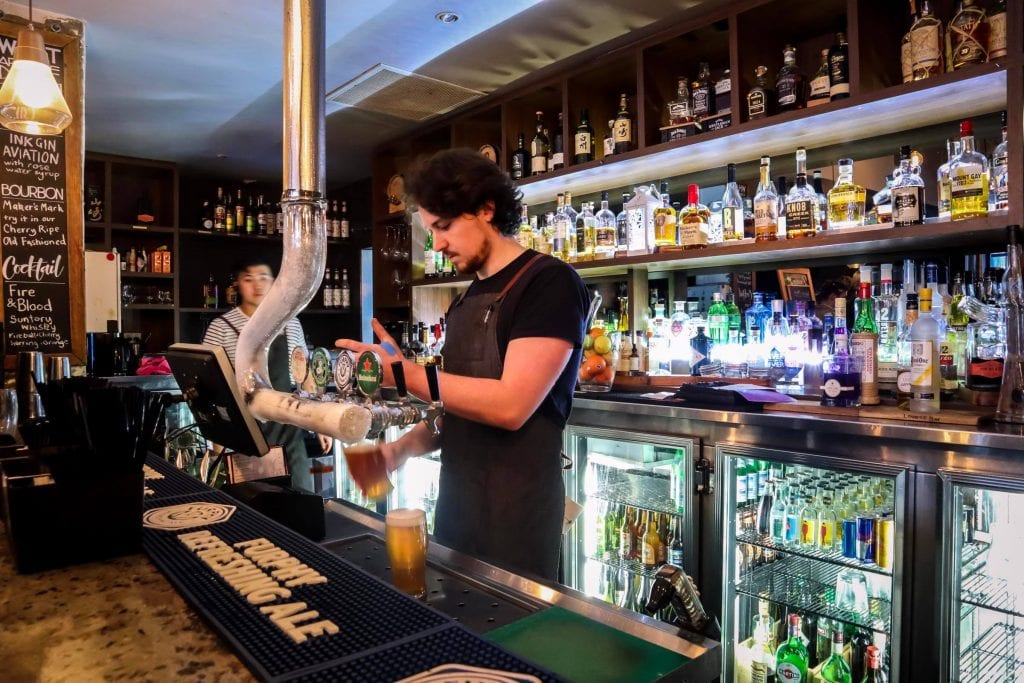 Melbourne bar and lounge
